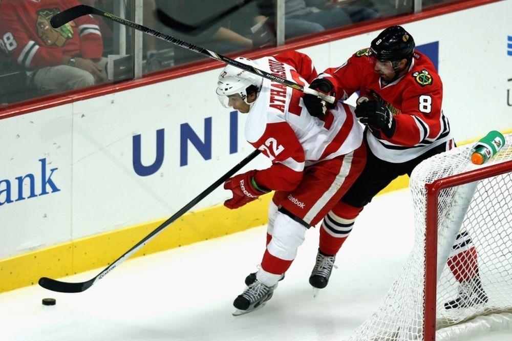 NHL: Συμβόλαιο για Ανδρέα Αθανασίου