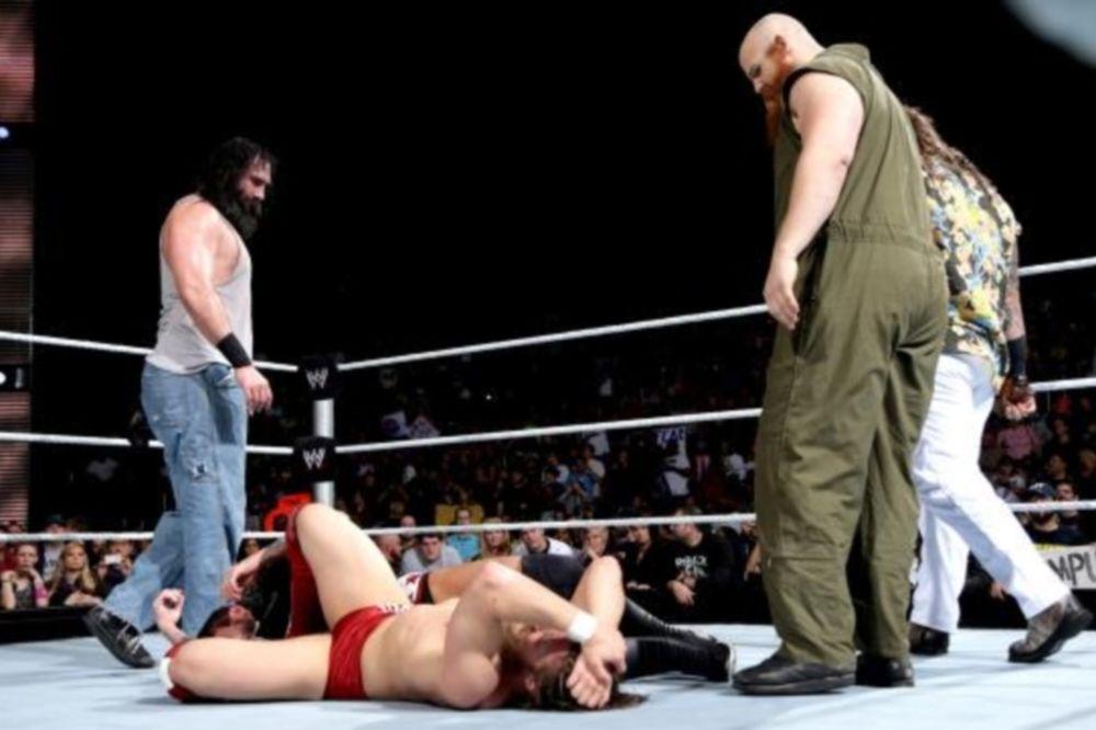 SmackDown: «Δύναμη» οι Wyatt Family (photos+videos)
