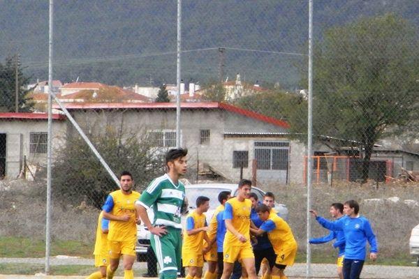 Αστέρας Τρίπολης-Παναθηναϊκός 2-0 (Κ17)