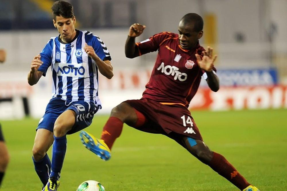 Ατρόμητος-Βέροια 1-0: Το γκολ του αγώνα (video)