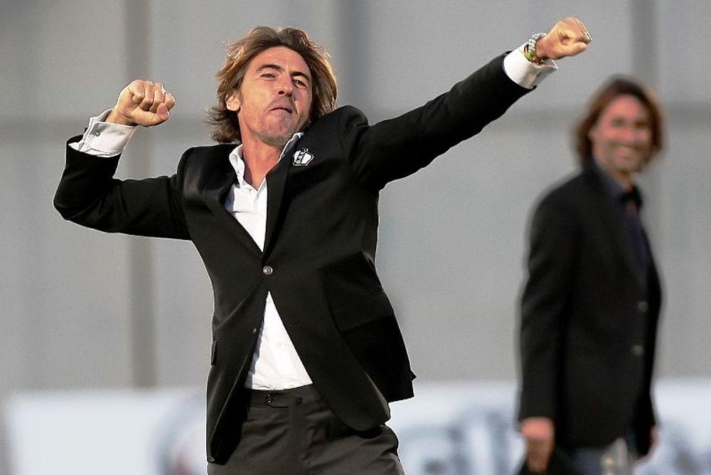 Σα Πίντο: «Περήφανος για τη νίκη»
