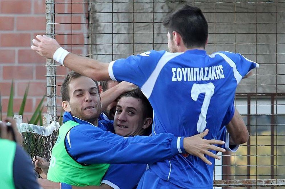 Επισκοπή: Τέσσερις παίκτες στην Κρήτη
