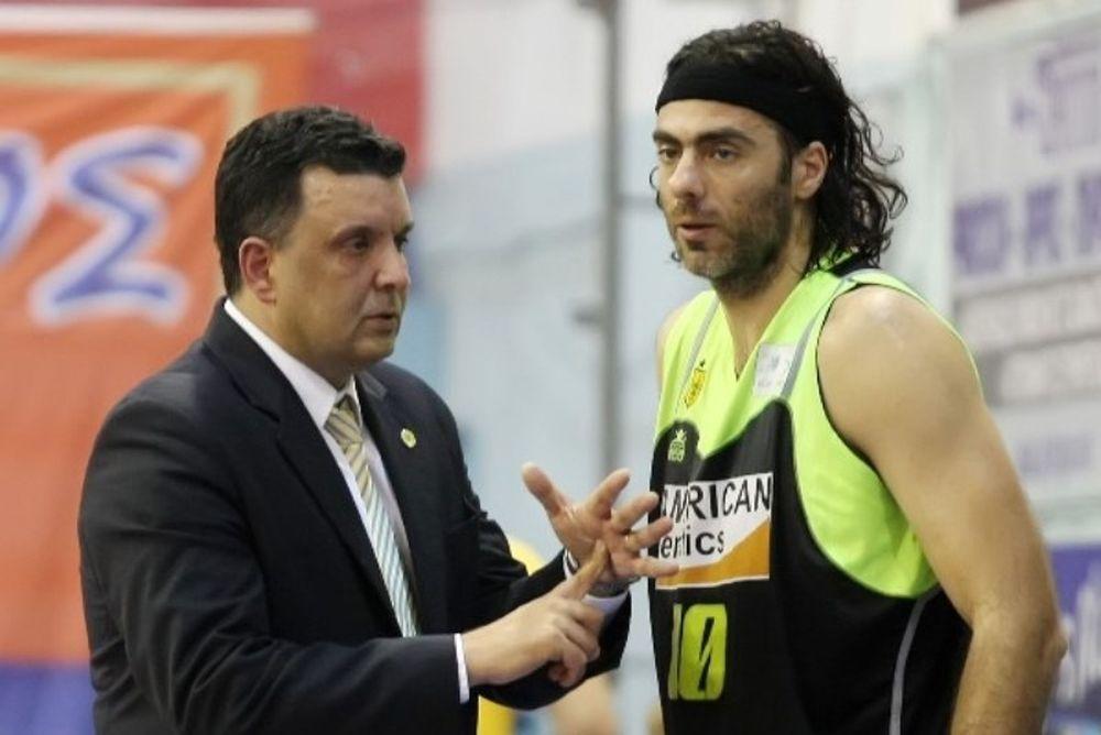 Άρης: Έγραψε ιστορία με Παναθηναϊκό ο Ασημακόπουλος (photos)