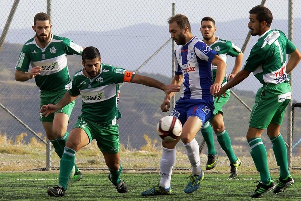 Ρούβας – Ατσαλένιος 0-0