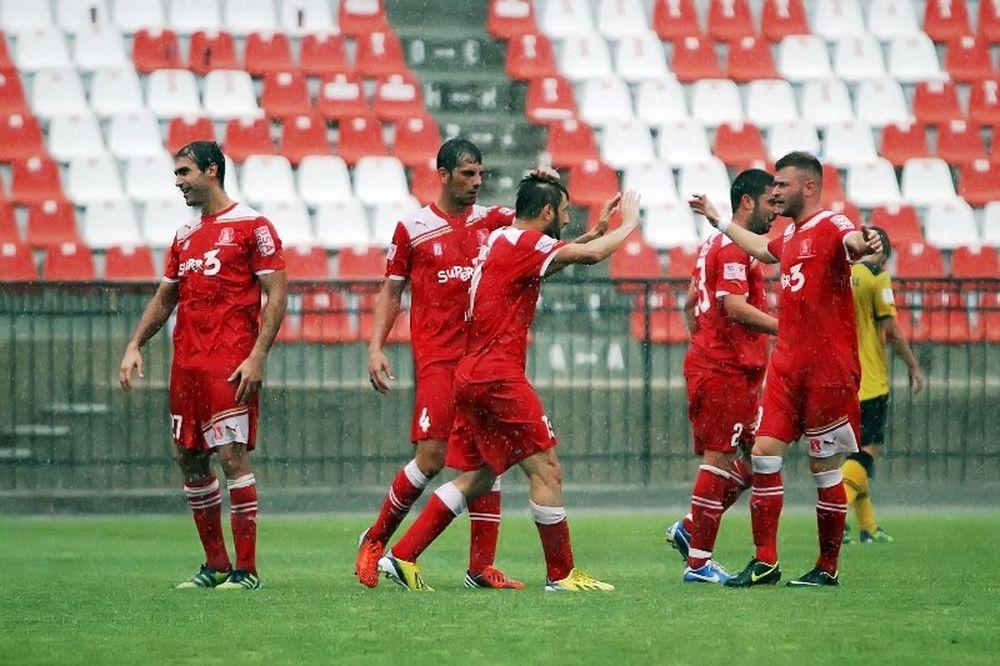 Πανσερραϊκός – Μακεδονικός 1-0
