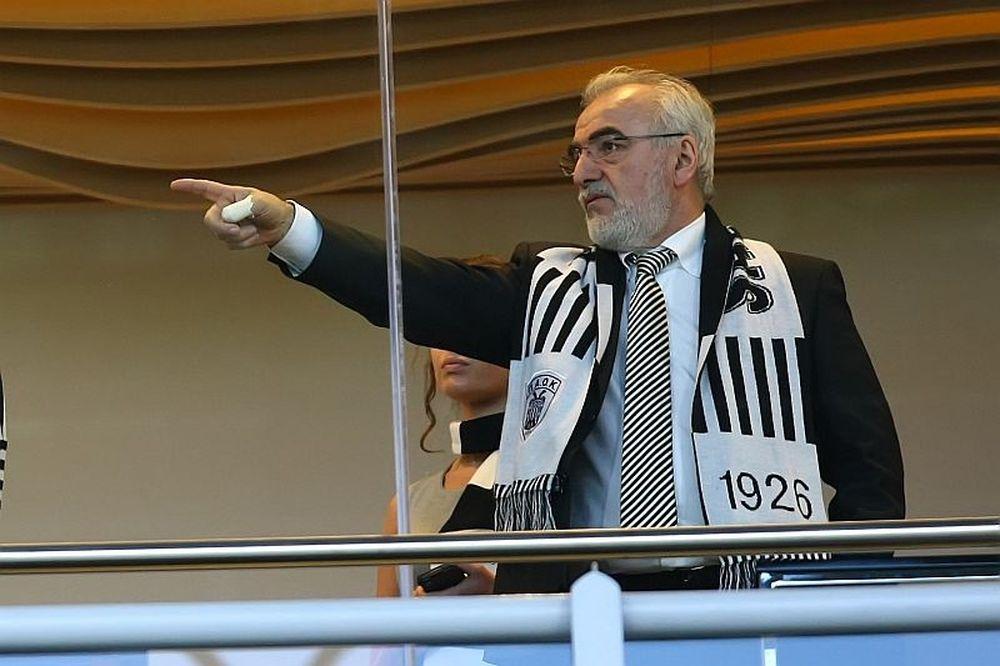 Σαββίδης: «Ο ΠΑΟΚ δεν θα… μείνει στην Super League»