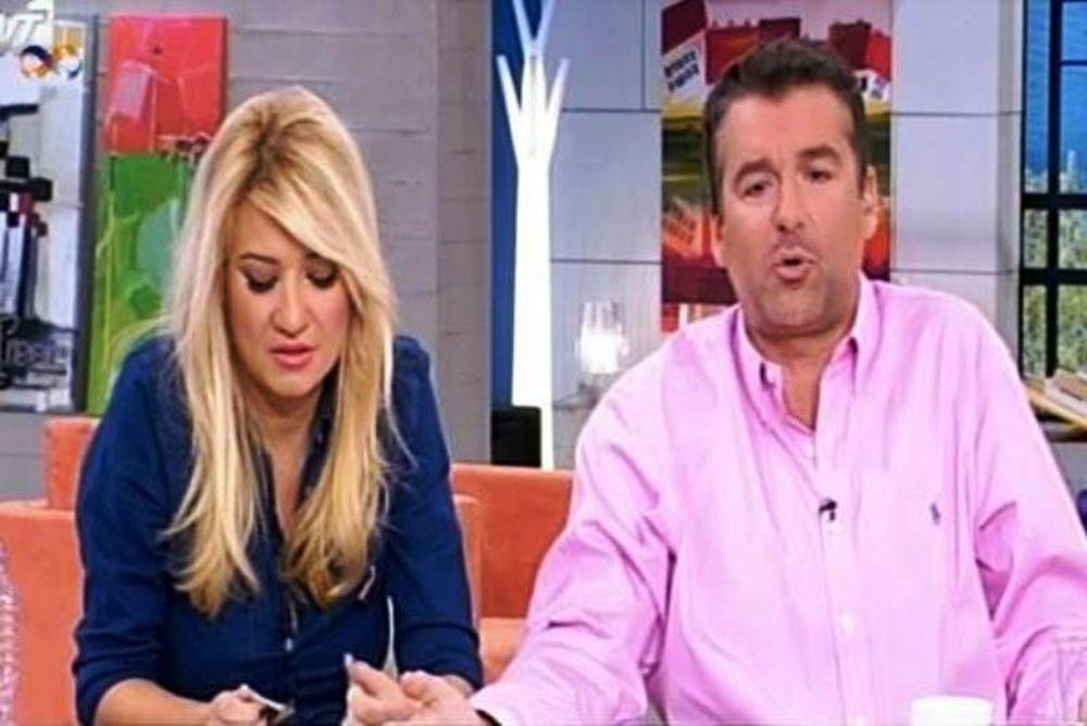 Σκορδά: «Δεν δέχομαι σε καμία εκπομπή να ξαναέρθει ο Σφακιανάκης και να παίξουμε δηλώσεις του»