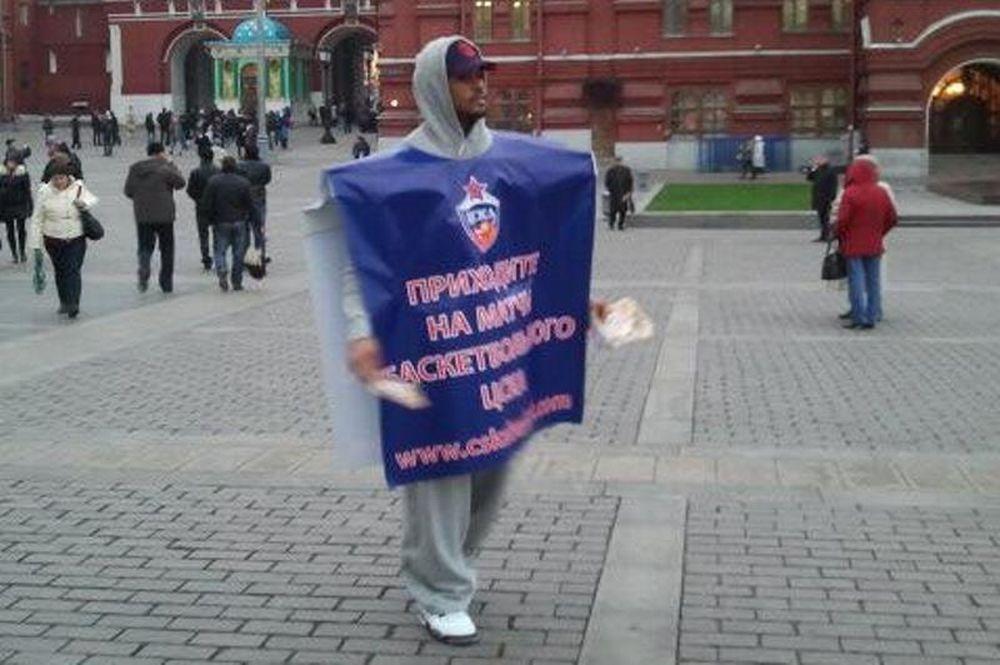 ΤΣΣΚΑ Μόσχας: Τι τραβάει και αυτός ο Χάινς (photos)
