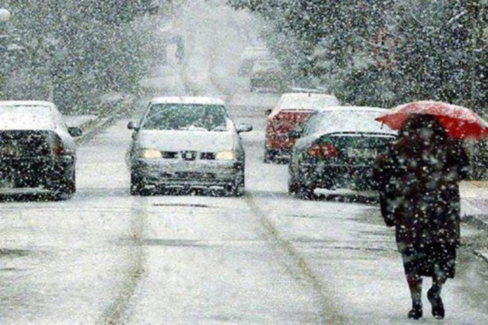 Σφοδρό κύμα κακοκαιρίας - Δείτε πού θα χιονίσει