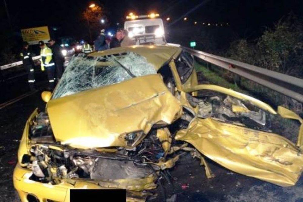 Σε σοβαρή κατάσταση 4 από τους τραυματίες στα Τέμπη