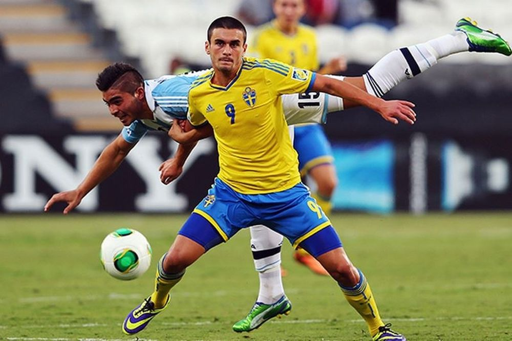 Ο νέος Ιμπραΐμοβιτς είναι και αυτός Σουηδός! (video)