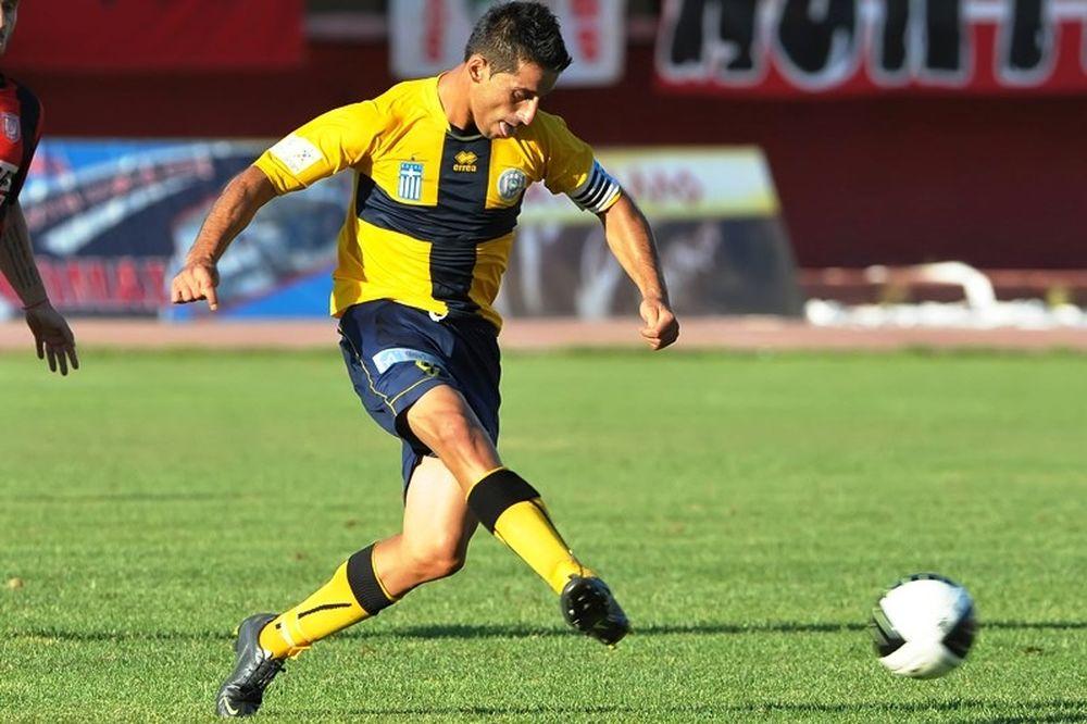 ΑΕΛ Καλλονής: Τέλος η σεζόν για Κριπιντίρη