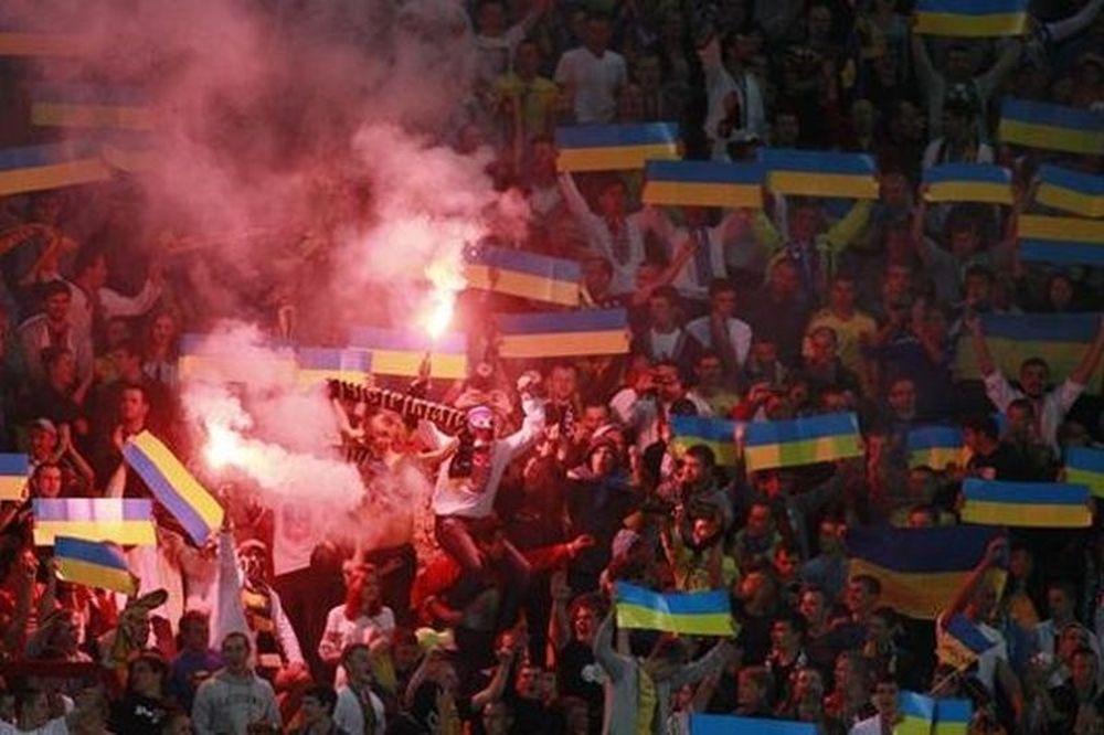 Ουκρανία: «Καμπάνα» της FIFA για ρατσιστική συμπεριφορά