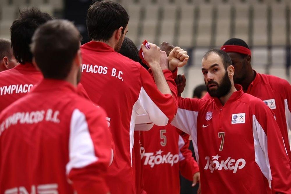 Ολυμπιακός: Για το ρεκόρ με Γαλατάσαραϊ