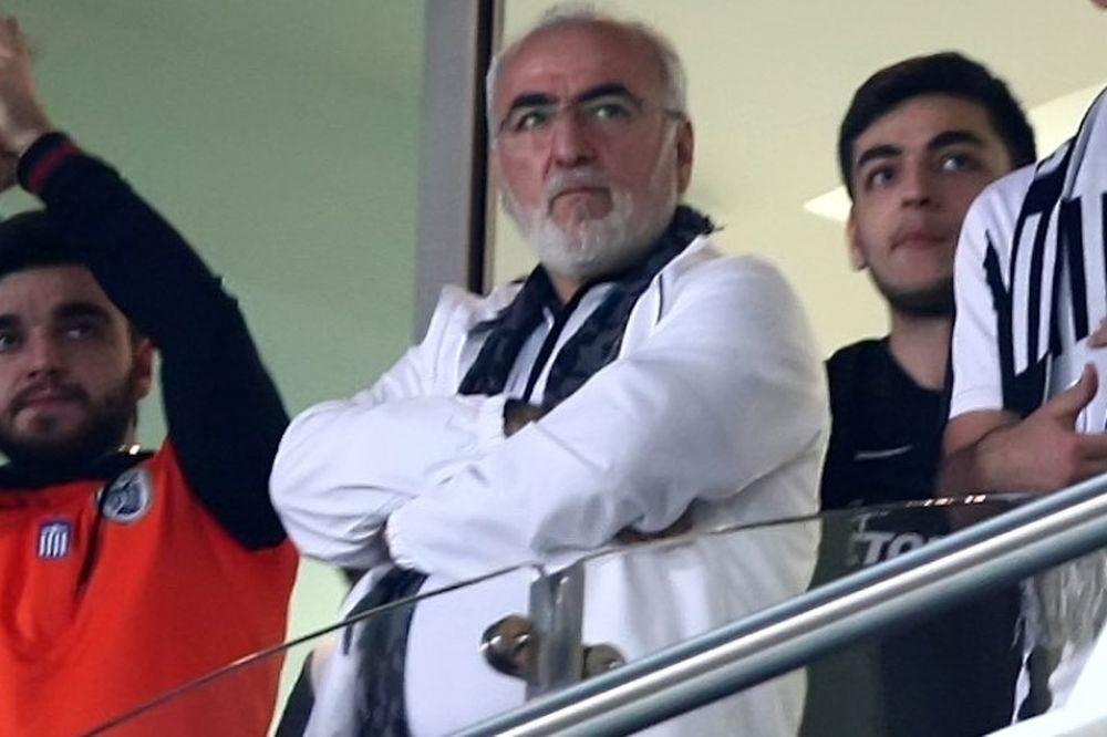 ΠΑΟΚ: Ο Σαββίδης στο πλευρό των… ηρωικών οπαδών! (photo)