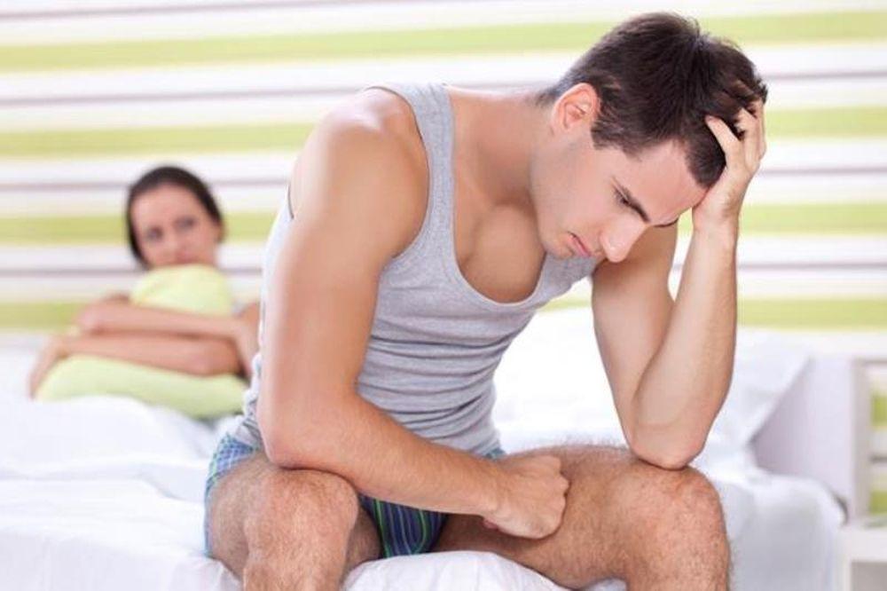 Τι ρίχνει τη λίμπιντο των ανδρών