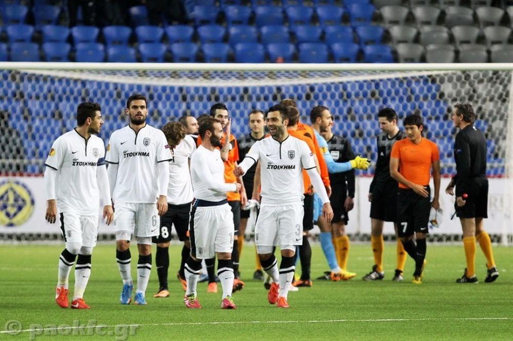Σαλπιγγίδης: «Να κλείσουμε όμορφα τα ματς του ομίλου» (video)