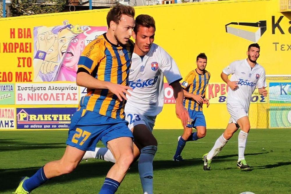 Παναιτωλικός: Με 20 παίκτες στην Τρίπολη