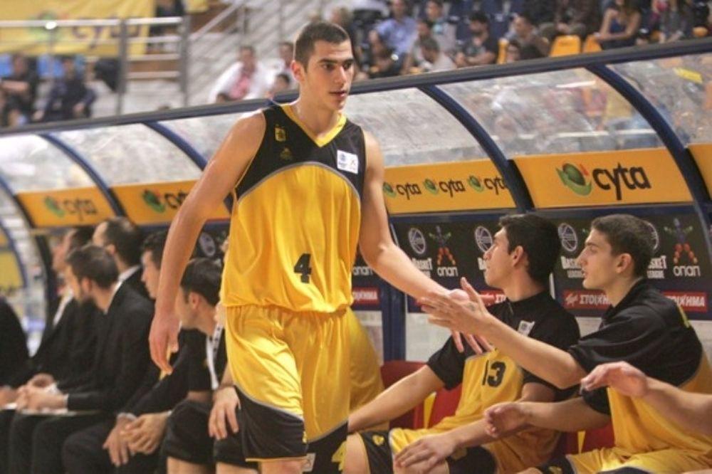 Μποχωρίδης: «Τον καλύτερο εαυτό μας με Ολυμπιακό»
