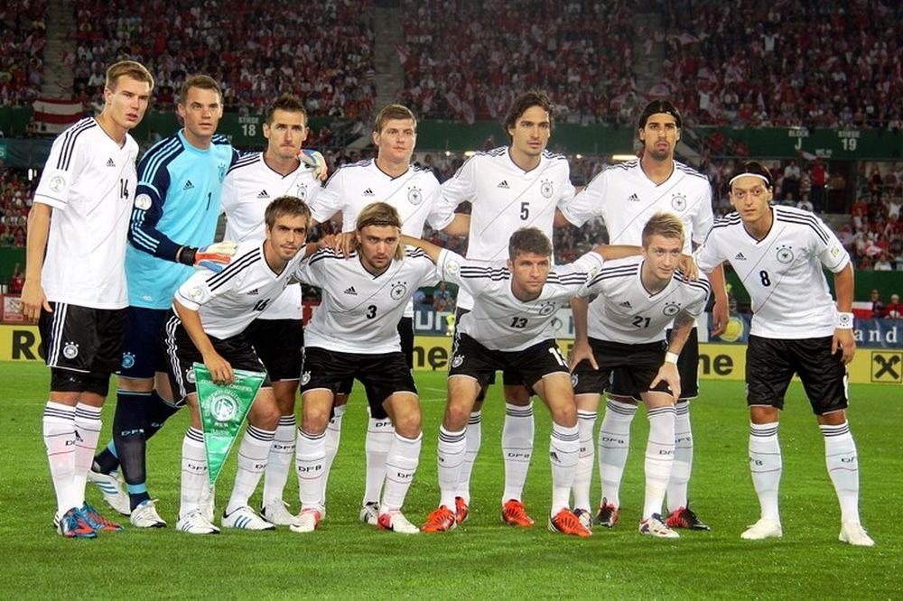 Γερμανία: «Χρυσώνει» τους παίκτες για το Μουντιάλ