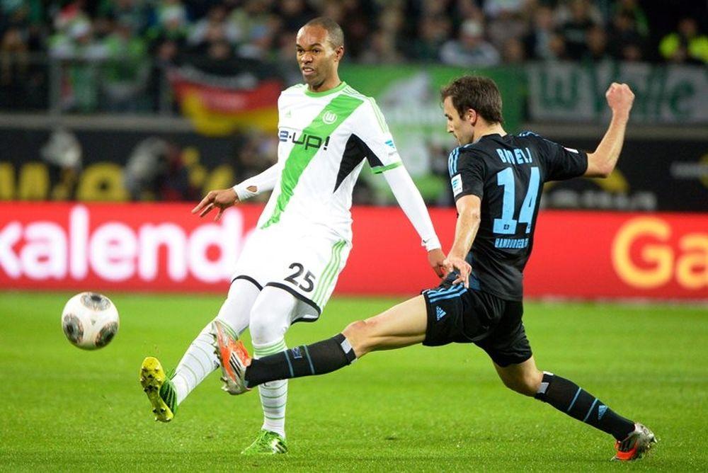 Χαμένη ευκαιρία για Βόλφσμπουργκ, 1-1 με Αμβούργο (video)
