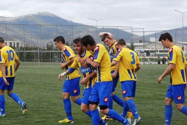 Αστέρας Τρίπολης-Παναιτωλικός 1-0 (Κ20)