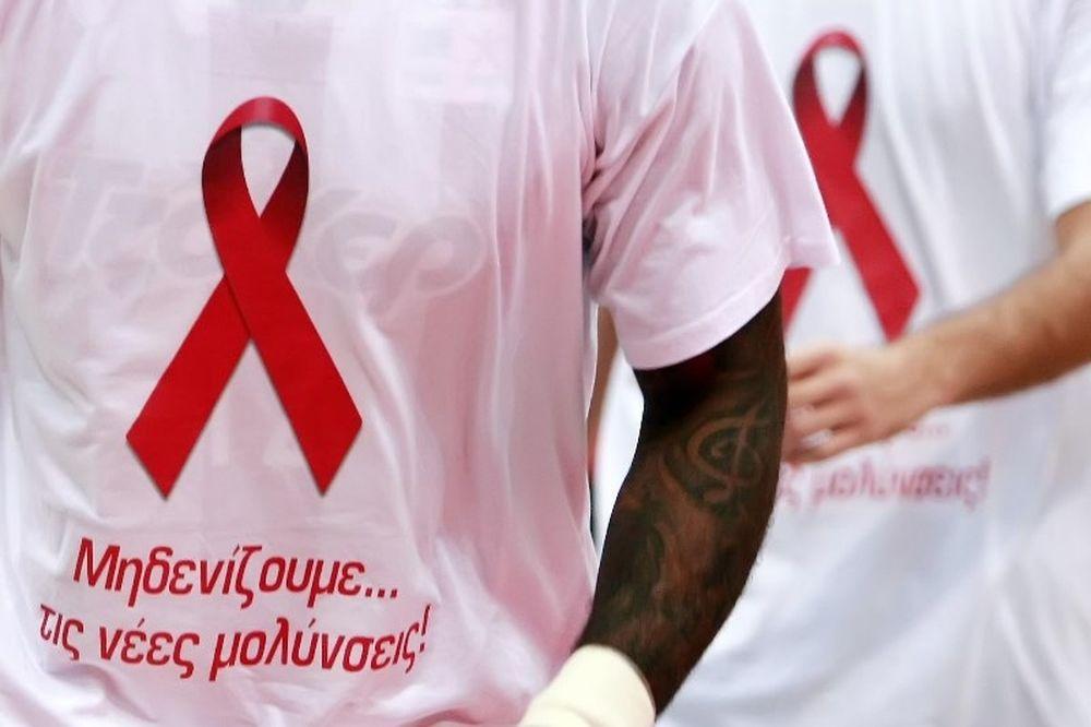 ΕΣΑΚΕ: Κατά του AIDS στο ΣΕΦ (photos)