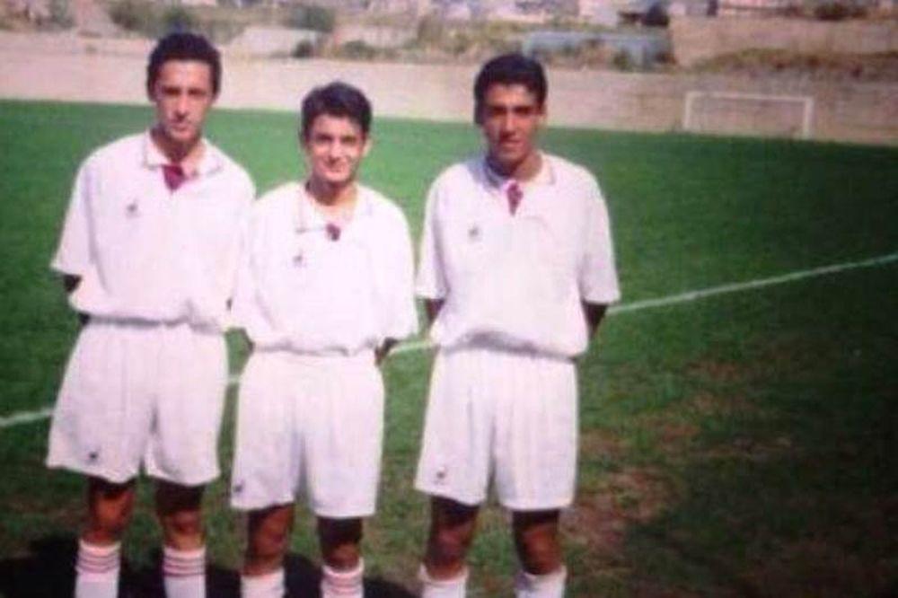 Δεν φαντάζεστε ποιος είναι ο ποδοσφαιριστής της φωτογραφίας!