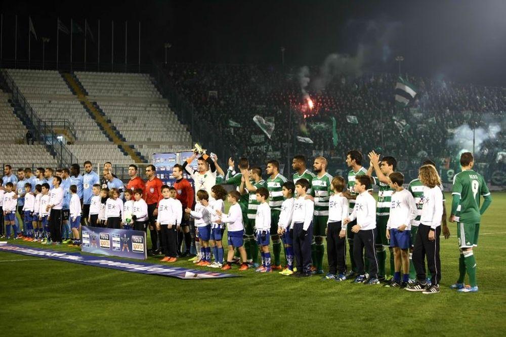 Onsports TV: Έγινε «πράσινη» η Ριζούπολη (video)
