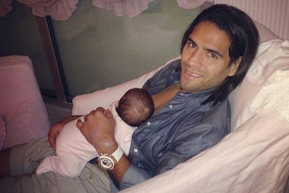 Μονακό: Ο Φαλκάο και το… μωρό του (photos+video)