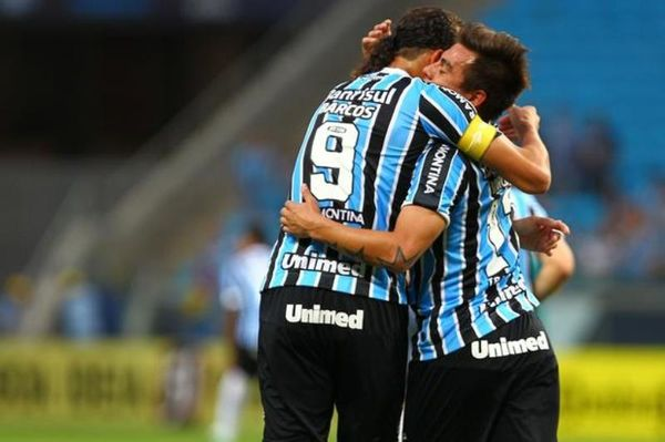 Brasileiro: Βγαίνει Κόπα Λιμπερταδόρες η Γκρέμιο (videos)