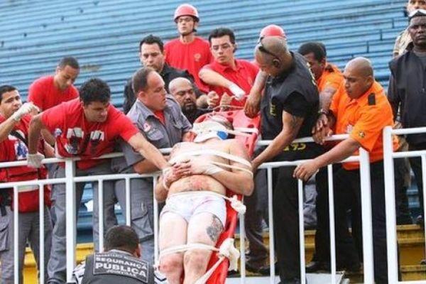 Βραζιλία: Νεκρός οπαδός μετά από επεισόδια! (videos)