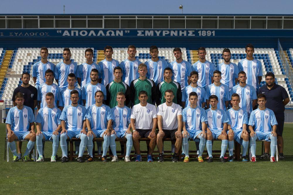 Απόλλων Σμύρνης-Πανθρακικός 0-1 (Κ20)