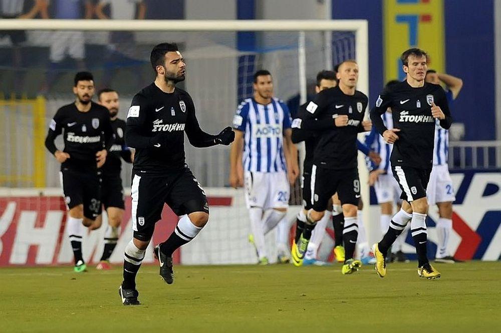 Ατρόμητος - ΠΑΟΚ 1-1: Τα γκολ του αγώνα (video)