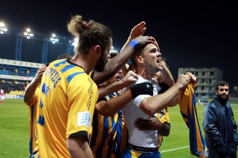 Παναιτωλικός-Πλατανιάς 3-0: Τα γκολ του αγώνα (video)