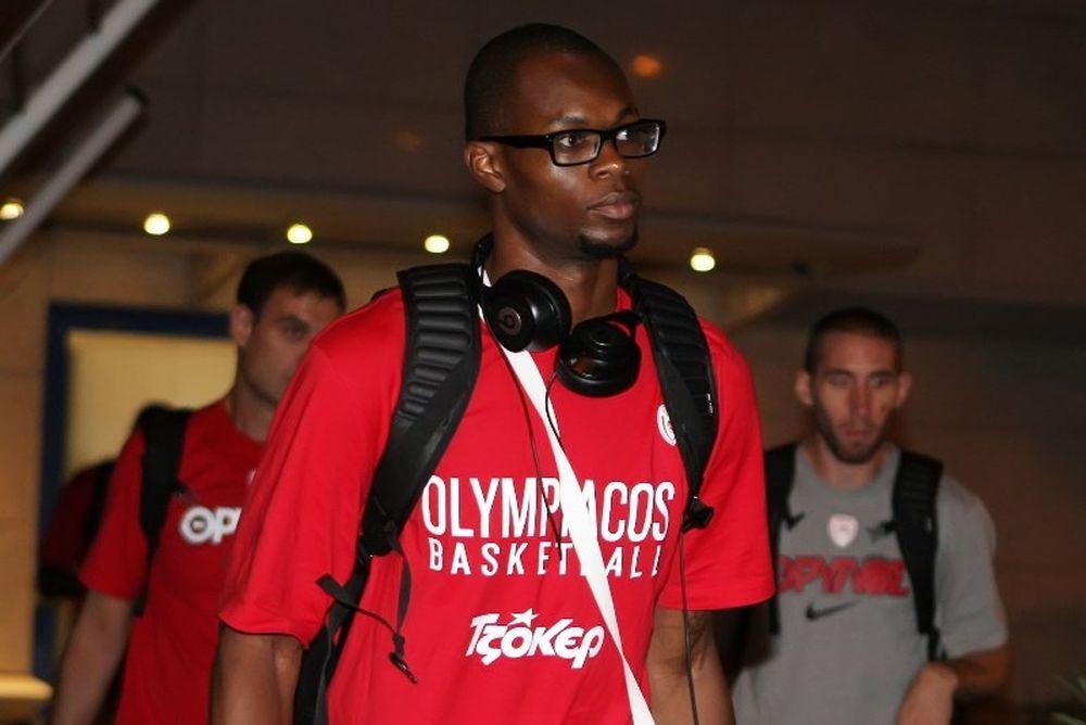 Ολυμπιακός: Τα… πήρε ο Πέτγουεϊ (photo)