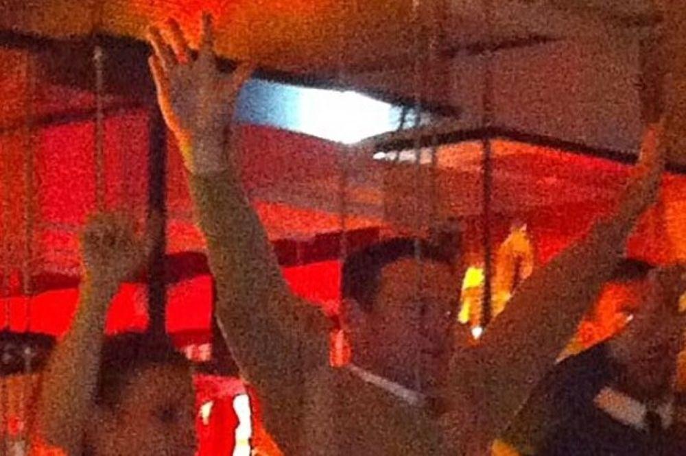 Μάντσεστερ Γιουνάιτεντ: Dancing with… Rooney! (photos+video)