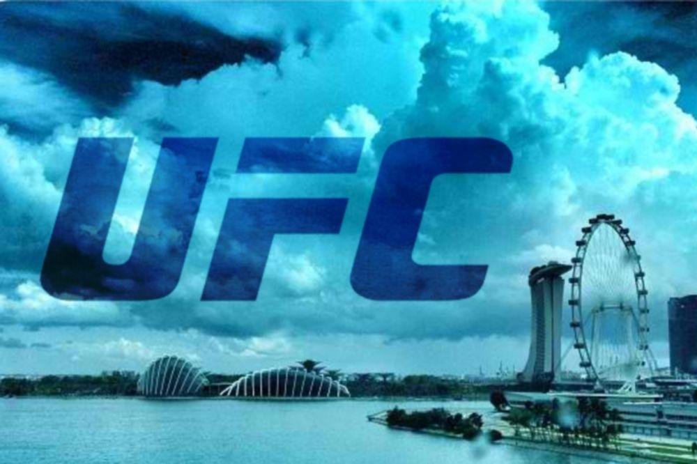 UFC Fight Night 34: H δεκάδα της Σιγκαπούρης