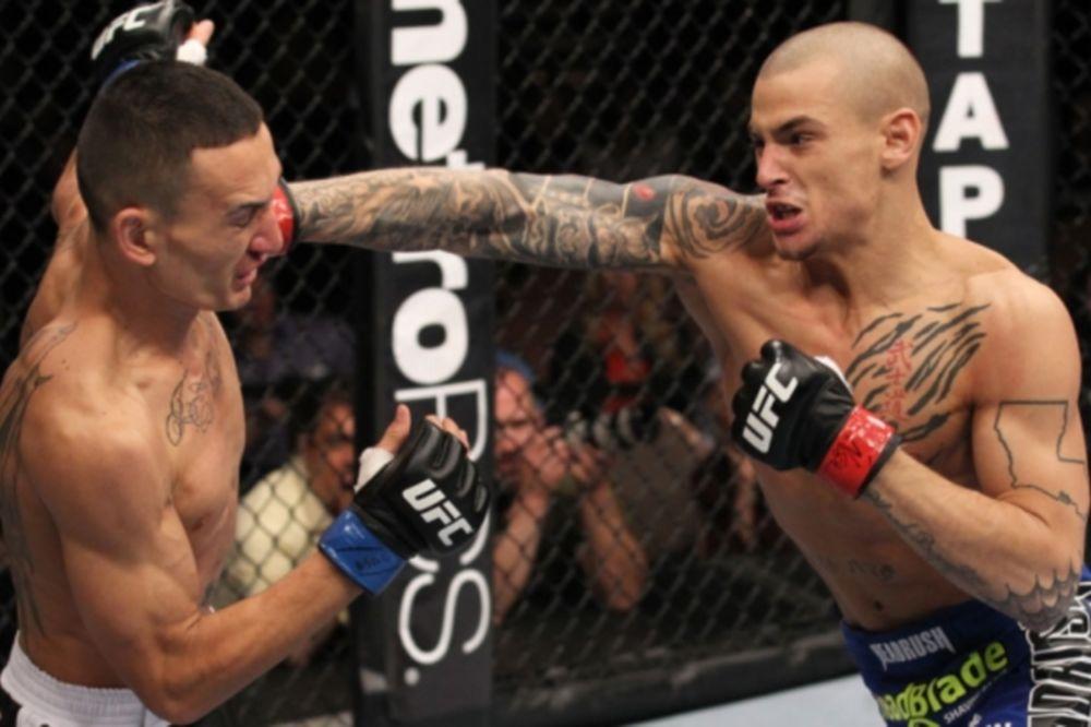 UFC: Παρουσιάστηκε κανάλι γεμάτο μάχες (videos)