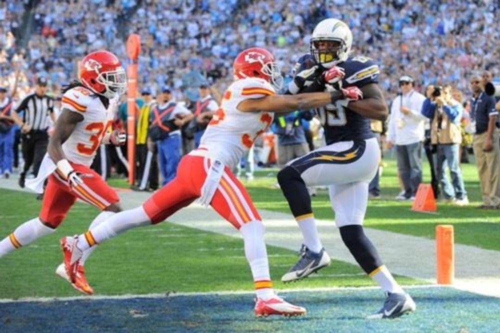 NFL: Πέρασαν στα playoffs οι Τσάρτζερς (videos)