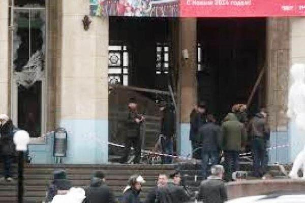 Νέα έκρηξη με τουλάχιστον 15 νεκρούς στην πόλη Βόλγκογκραντ