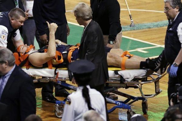 Σε νοσοκομείο ο Άντερσον, «πλήγμα» και με Πολ