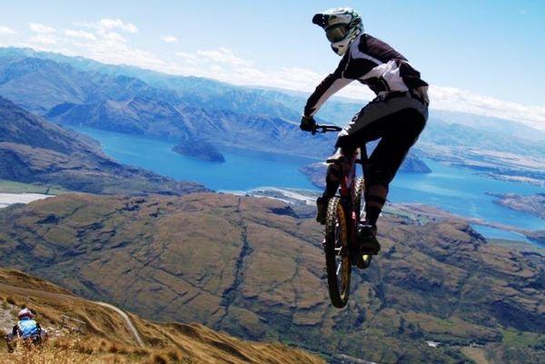 Βόλτα… στο βουνό με το ποδήλατο