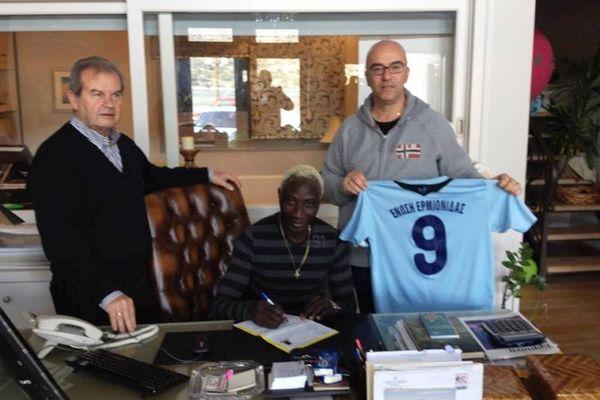 Ογκουνσότο: «Με την Ερμιονίδα στη Football League» (video)