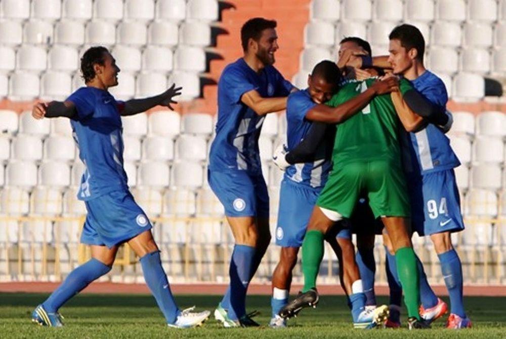 Μπουκουβάλας: «Στόχος είναι η επιστροφή στη Super League»