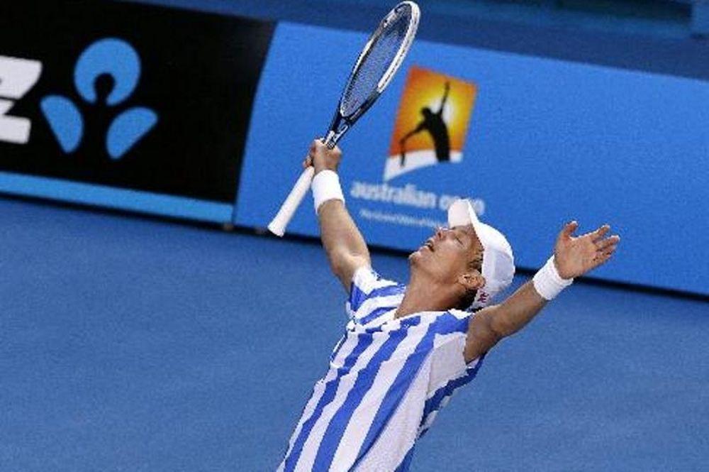 Αυστραλιανό Όπεν: Πρώτος στον ημιτελικό ο Μπέρντιχ
