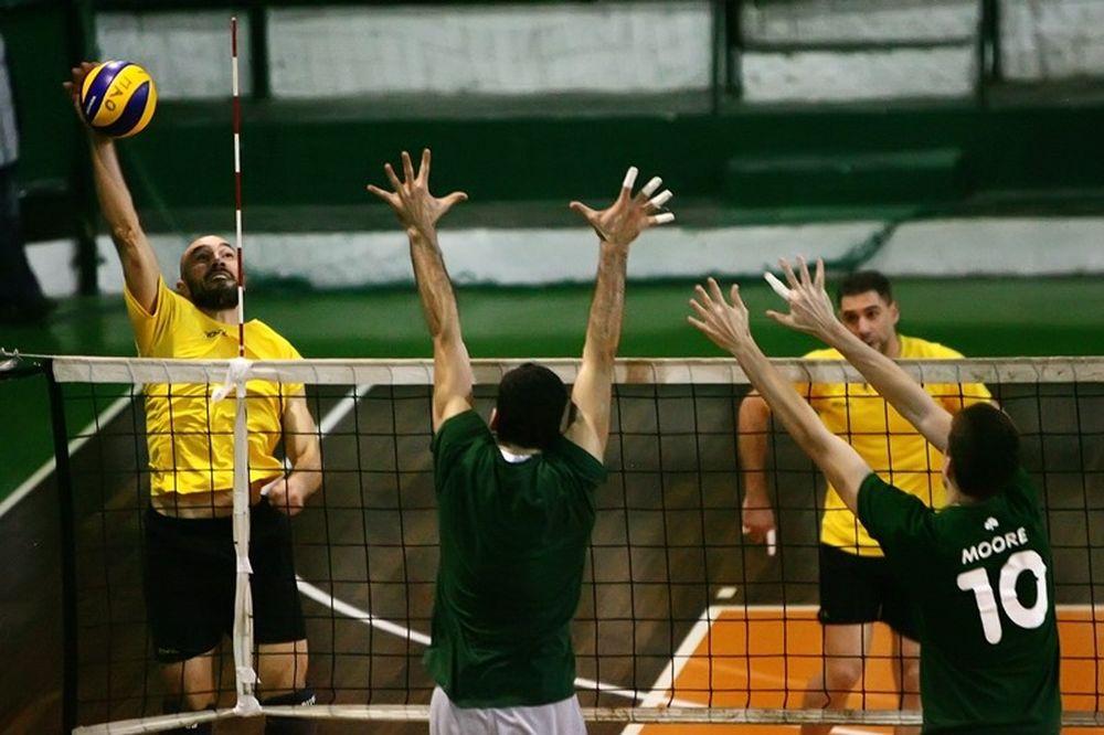 Volleyleague: Ξεχωρίζει το Παναθηναϊκός - ΑΕΚ