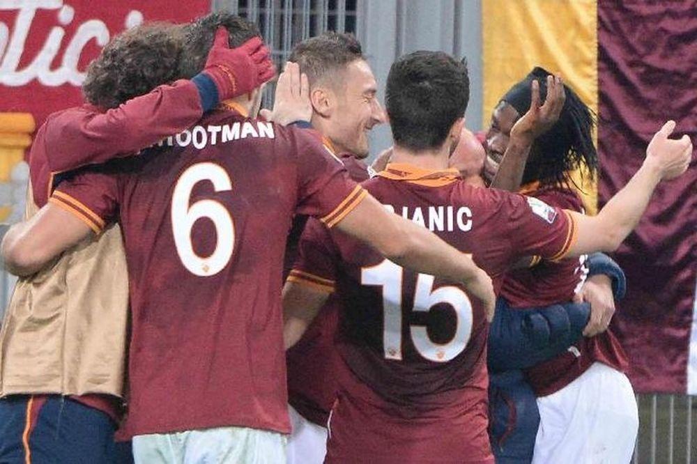 Colpo… Giallorosso, 1-0 η Ρόμα τη Γιουβέντους (video)