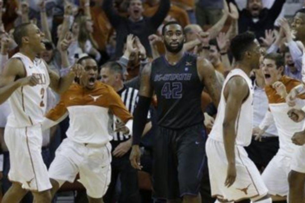 NCAA: Έπεσε το Κάνσας Στέιτ (videos)