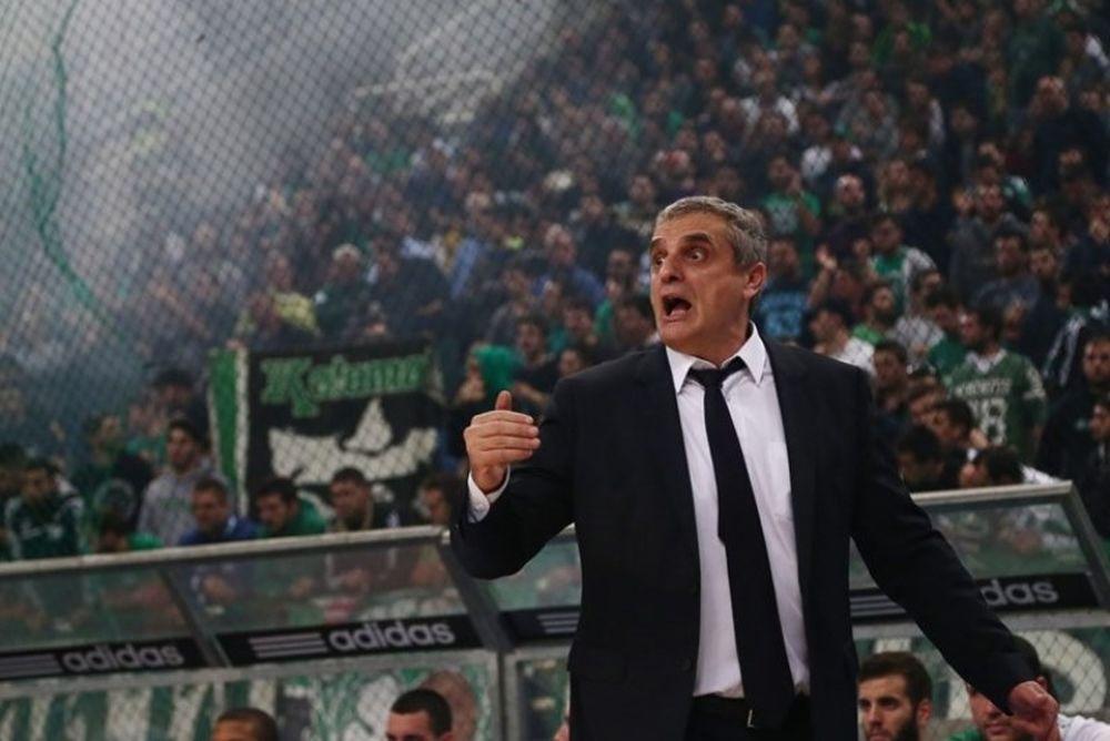 Φενέρμπαχτσε Ούλκερ - Παναθηναϊκός: Τα... πουλέν Ομπράντοβιτς και Πεδουλάκη (photos)